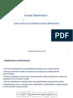 Circuitos electronicos realmentados