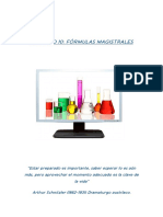 Capitulo 10. Formulas Magistrales