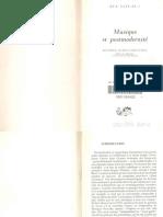 Ramaut-Chevaussus - Musique Et Postmodernite