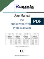 Ruptela Fm Manual v3.7