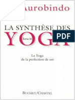 La Synthese Des Yoga Tome 3
