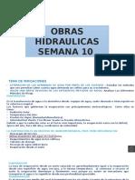 OBRAS HIDRAULICAS