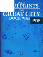 Blueprints - The Great City - Dock Ward