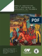 El desarrollo equitativo en colombia