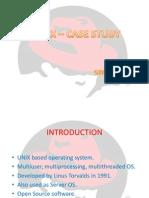 Linux Case Study