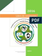 Libro de resúmenes del Primer encuentro activo de jóvenes ficólogos Ed2 (2016)