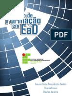 Livro - Formacao Em EaD - Teorica e Pratica