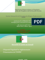 Dispositif Legislatif Et Reglementaire