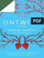 Untwine (Excerpt)