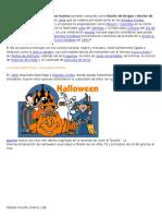 Halloween Escuela