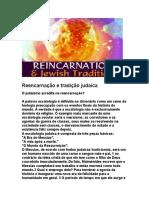 Reencarnação e Tradição Judaica