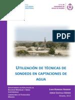 Utilización de Técnicas de Sondeos en Captaciones de Agua .pdf