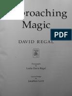 David Regal Approaching Magic