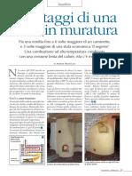 5 I Vantaggi Di Una Stufa in Muratura