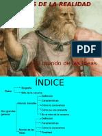 Teoria Ideas Platon
