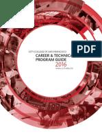 CTE Guide 2016