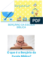 BERÇÁRIO CATIANE