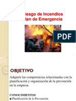 Curso Riesgos Incendios-brigadas