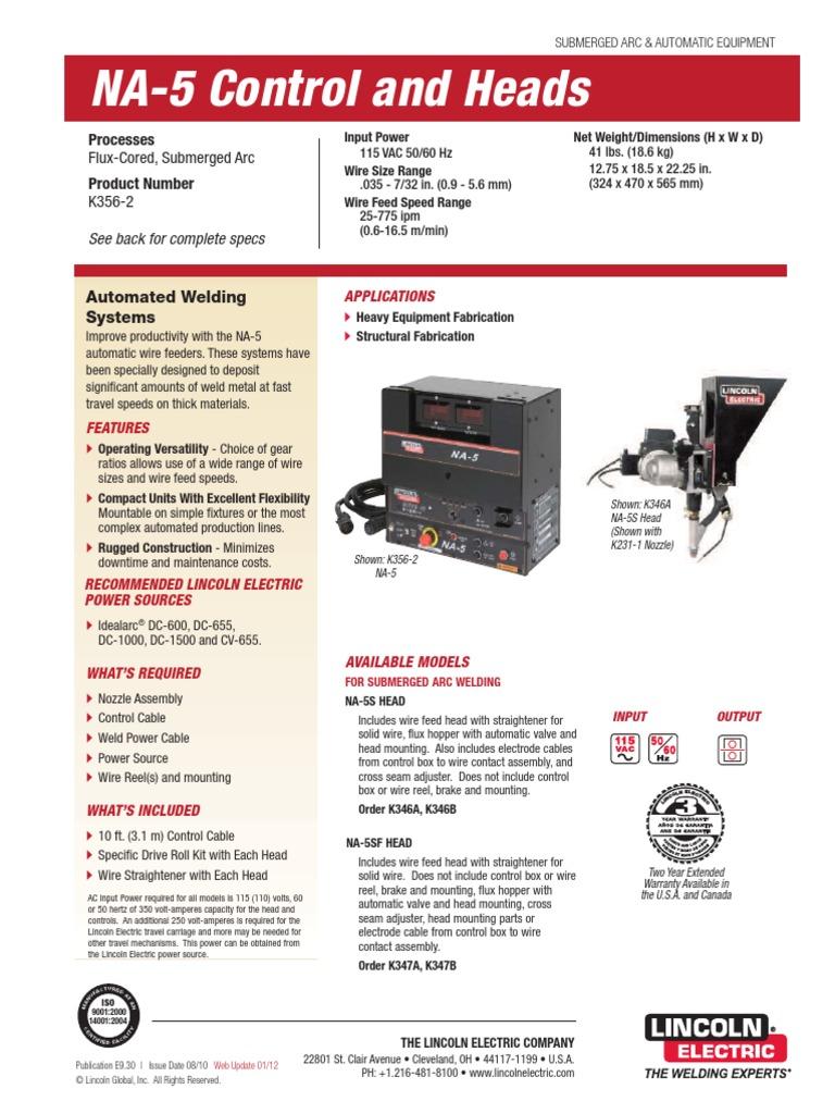 na-5.pdf   Welding   Wire