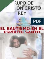 Asamblea 05252011_bautismo Del E_s en La Rcc y Aparecida