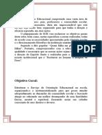 Plano de Ação 2007 Profª Neila