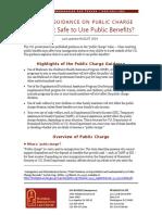 NILC Public Charge