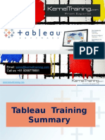 tableau ppts