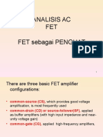 5 Analisis AC FET(Ke5)