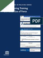 Reengineering Training 1