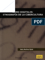 HOMO DIGITALIS (ETNOGRAFÌA DE LA CIBERCULTURA) - Betty Martìnez Ojeda - (2006).pdf