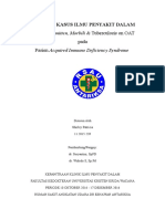 Case Febris B20, TB on OAT p1,3-5, 43-5
