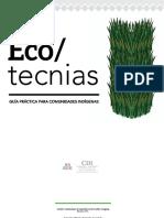 Ecotecnias Comunidades.indigenas 2016