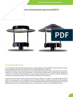 Evolve LED Post Top Tcm402 49712
