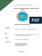 Monografia Formulacion Plan Estrategico