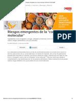 Riesgos Emergentes de La _cocina Molecular_ _ EROSKI CONSUMER