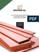 Bronmetal Sector Electrico Material Para Uso Electrico Cobre Aluminio Otros