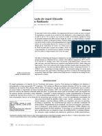 Características de Secado de Nopal (Opuntia Ficus-Indica) Por Lecho Fluizado