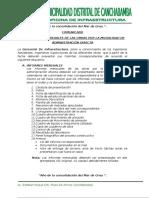 Requisitos Para Presentar Valorizaciones