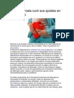 Apiterapia Para Los Ovarios Poliquisticos