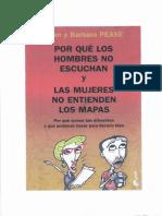 102887625 Pease Allan Porque Los Hombres No Escuchan y Las Mujeres No Entienden Los Mapas
