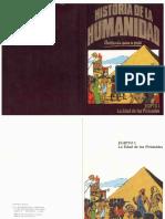 Historia de La Humanidad 03 Egipto I La Edad de Las Piramides Daniel Mallo Ed 1980