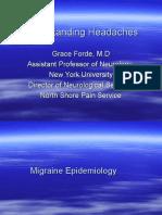 Headache Lecture for Port Washington Library