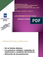 Los Sefarditas en Chile