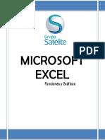 Excel Formulas, Funciones y Graficos
