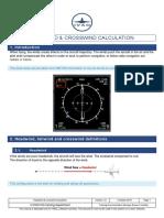 PP ADC Headwind Croswind Calc