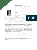 Biografias de Cientificos Sociales