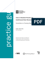 AISI Code of Standard Practice 2006