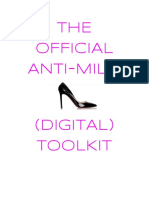 The Official Anti-Milo Toolkit