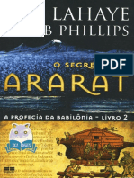 A Profecia Da Babilônia – Volume 2 - O Segredo No Arafat - Tim Lahaye e Bob Phillips