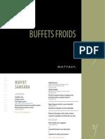 Matyasy Buffets Froids